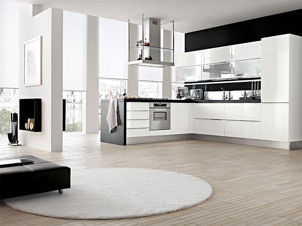 Cucine moderne Record Cucine: modello Infinity