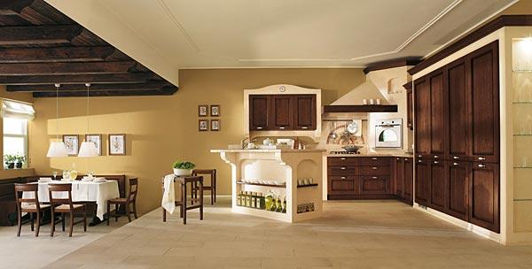 Cucine rustiche foto with cucine rustiche with cucine - Cucine rustiche moderne ...