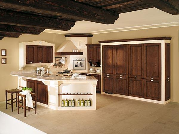 Vendita cucine rustiche pisa trendy casa arredamenti for Arredamento rustico e moderno insieme