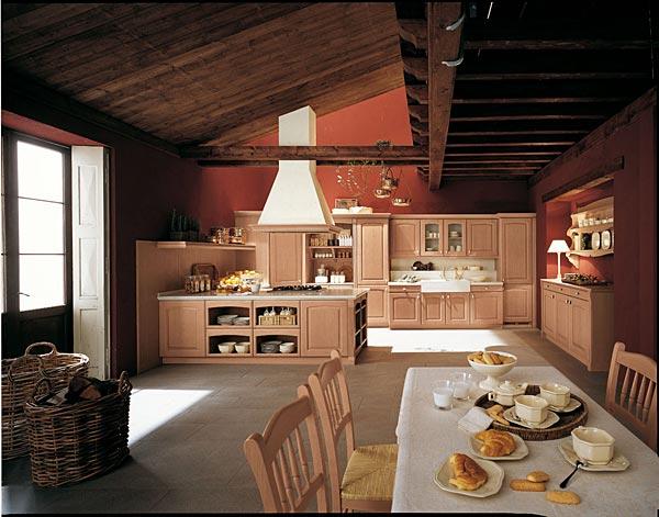 Cucina rustica modello nene foto e prezzi for Arredamento casa rustica