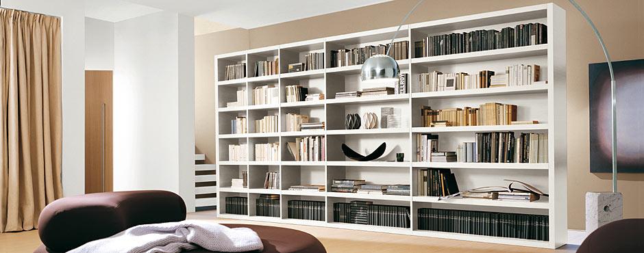 Vendita librerie per arredamento studio e salotto offerte for Immagini librerie d arredamento