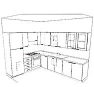 Stunning cucina 3 metri images - Cucina 3 metri angolare ...