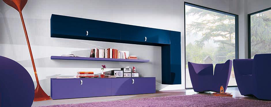 Soggiorni mobilificio europa idee per il design della casa for Ginestri arredamenti